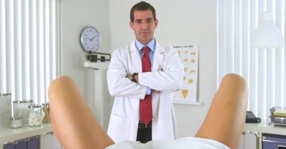 Hun hadde time hos gynekologen. Men det som skjedde? Jeg ler så tårene triller!
