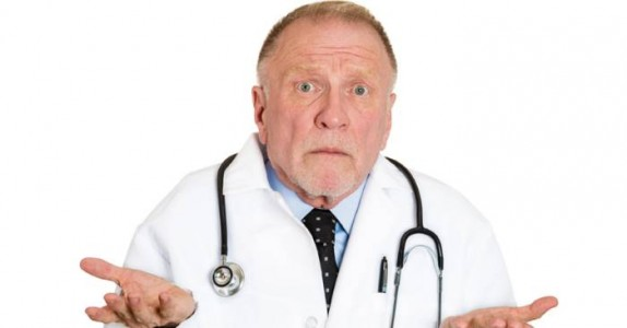 85-åringen måtte avgi en spermprøve hos legen. Resultatet var sjokkerende.