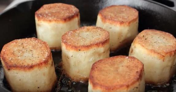 Det tar litt tid å lage disse potetene, men resultatet er helt fantastisk!