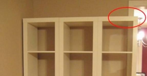 Dette IKEA-trikset koster bare 100 kroner. Men resultatet er helt i verdensklasse!
