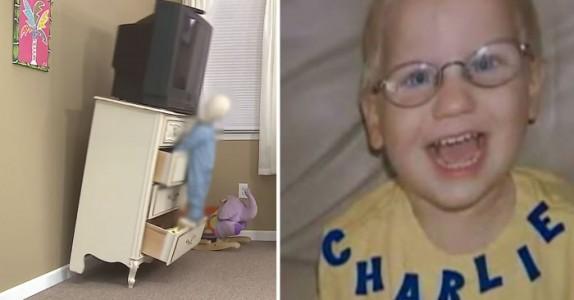Det var en enkel feil som tok livet til barnet deres. Denne korte videoen kan redde ditt barn!
