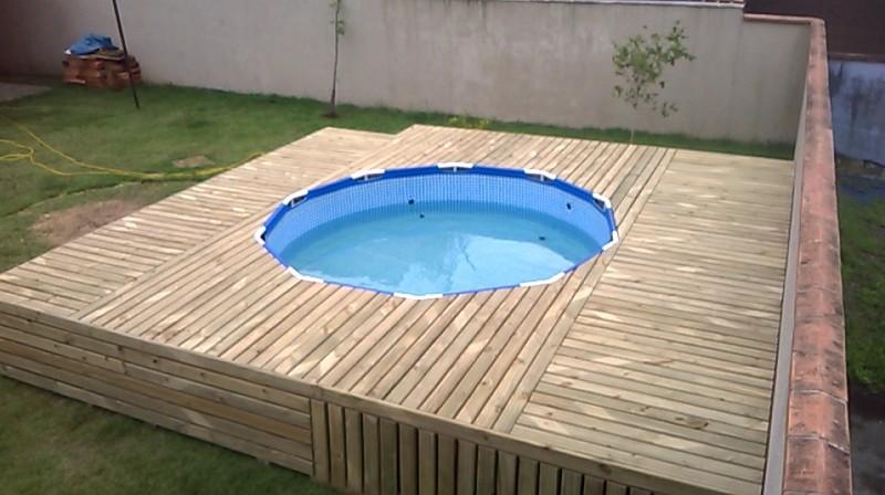 Lag ditt eget svømmebasseng