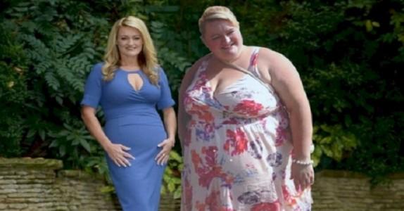 Hun gikk ned 90 kg på 1,5 år ved å bare gjøre DETTE, og det er så lett!