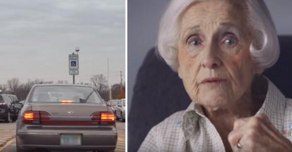 De tok 98-åringens førerkort fordi hun var «for gammel»… Det hun gjorde da sjokkerte alle!
