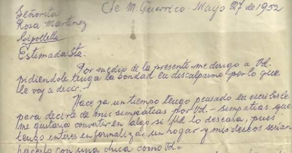 Han fant et brev på mormorens 86-årsdag. Teksten fra 1952 tar nå verden med storm!