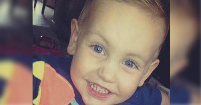 treåring døde på sykehus