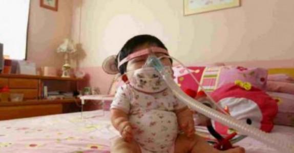 17-åringen satt fast i en 1-årings kropp – legene visste ikke hva de skulle gjøre!