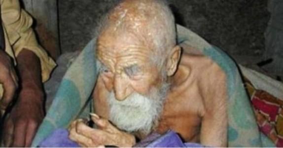Denne mannen nekter rett og slett å dø. Etter 180 år, røper han hemmeligheten sin