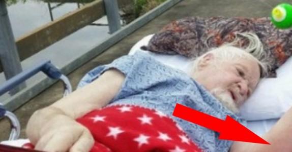 69-åringen har bare tre dager igjen å leve – så oppfyller legene hans siste ønske!