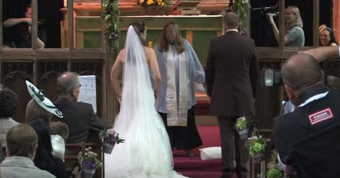 bryllupsjokk