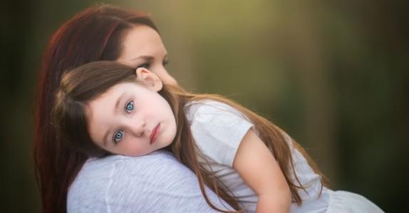 Ny forskning viser at barn får intelligensen sin fra mamma!