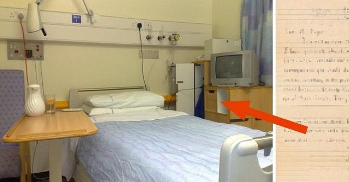 eldre på sykehjem