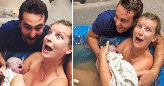 Hun har nettopp født sin andre baby. Men hun blir sjokkert når hun finner ut hvilket KJØNN det er!