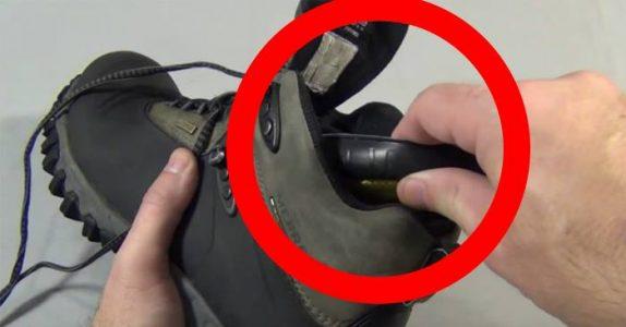Aldri mer frosne føtter! Dette enkle trikset redder vinteren!