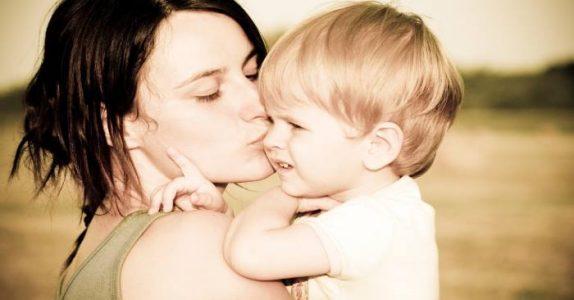 Moren gir den beste forklaringen på hvordan barn forandrer livet. Dette er perfekt.