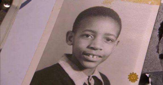 Faren forlot han nesten ihjelslått. 70 år senere gjør en nabo en SJOKKERENDE oppdagelse!