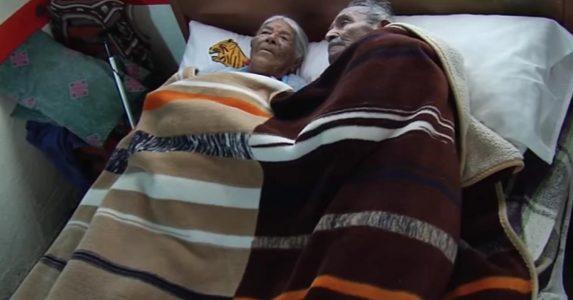 Han «stjal» henne når hun var bare 16. Men 85 år senere finner barnebarna ut HEMMELIGHETEN bak forholdet!