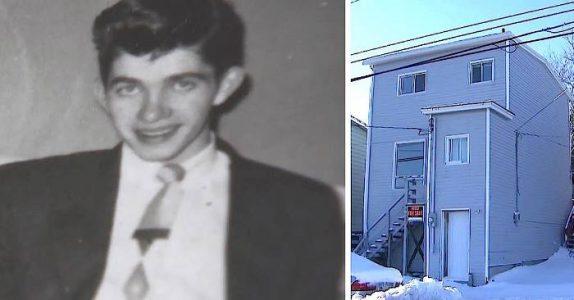 Gutten forsvant etter at han reddet jenta fra brann. 65 år senere oppdaget hun en nabo hun aldri hadde sett!