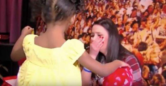 Sønnen hennes døde i 2013. Tre år senere får hun en helt unik gave – av en fremmed jente!