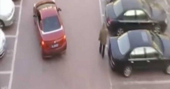Mannen stjal kvinnens parkeringsplass. Hennes hevn? Jeg ler så tårene triller!