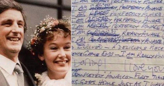 De har det perfekte bryllupet. 6 måneder senere gjør legen en GRØSSENDE oppdagelse om ektemannen!