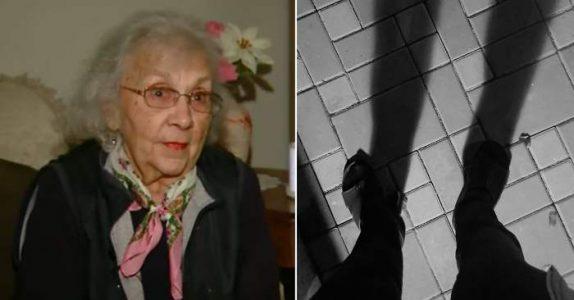 88-åringen ble angrepet av en voldtektsmann. Da sa hun tre UVENTEDE ord som fikk mannen til løpe for livet!