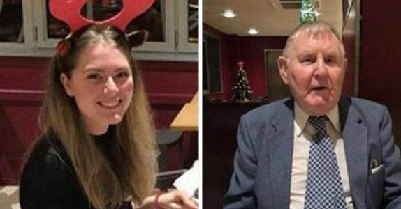 Pensjonisten sier at kona hans er død. Da stiller kassadamen et uventet spørsmål han ikke har fått på 55 år!
