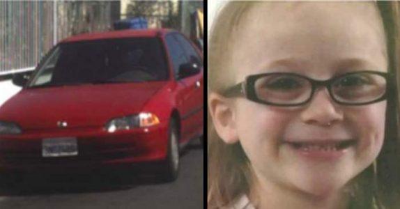 Den pedofile mannen kidnappet en 5-årig jente. Da sa tenåringen 3 enkle ord som fikk han til å flykte!