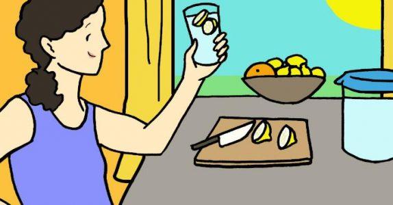 7 fordeler med å drikke sitronvann som du TRENGER i livet ditt!