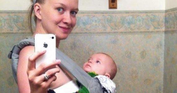 21-åringen tok dette bildet. Men hun hadde ingen anelse om det UTENKELIGE som snart ville skje.