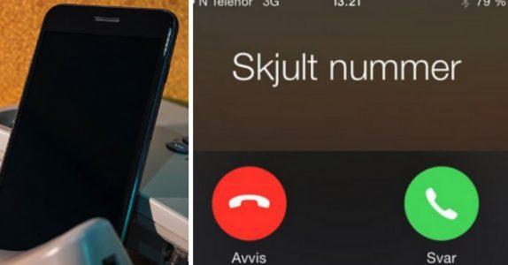 Politiet advarer: Hvis du hører noen av DISSE 3 ordene i telefonen, legg på med engang!