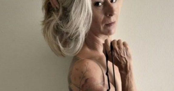16 pensjonister som kanskje kan besvare et stort spørsmål: Hvordan vil tatoveringer se ut når man blir eldre?