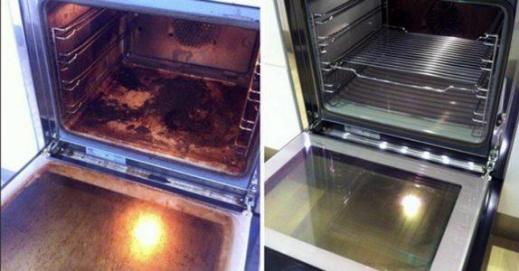 Hater du også å rengjøre ovnen? Dette enkle trikset gjør jobben MYE enklere!