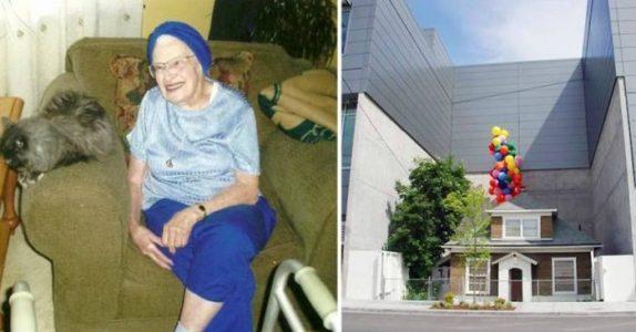 Det grådige firmaet forsøkte å kjøpe Ediths hus og rive det. Men 7 år etter sin død, får hun sin revansj!
