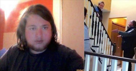 Sønnen holdt vekttapet hemmelig for hele familien. Ett år senere avslører han sin utrolig forvandling!