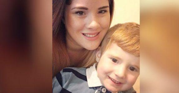 3-åringen ble mobbet for sitt røde hår. Når mammaen hører de stygge ordene, knuser hjertet hennes!