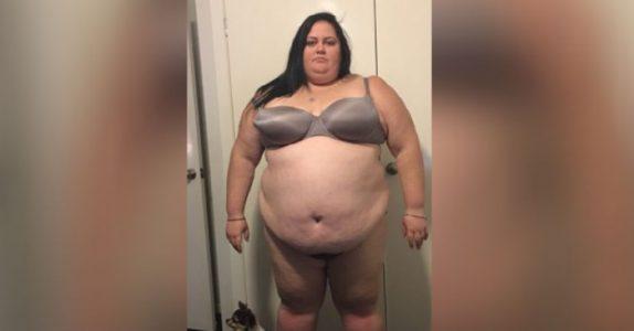 Legene sa hun ville dø av fedme innen hun fylte 40 år. 115 kilo senere deltar hun i triathlon!