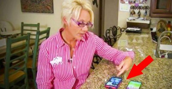 Mammaen ble lei av at sønnen aldri tok telefonen. Men det løste hun på en GENIAL måte!