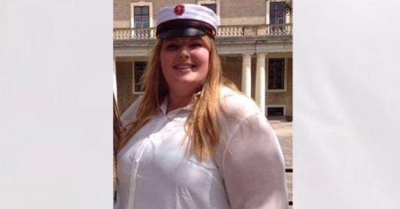 22 år gamle Astrid veide 150 kilo. Men se hvordan hun ser ut NÅ, etter å ha gått ned 84 kilo!