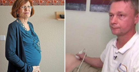 65-åringen har allerede 13 barn og 7 barnebarn. Så avslører ultralyden det utrolige!