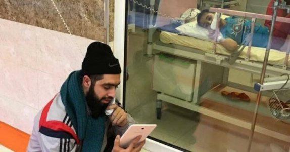 Den unge gutten ble syk og måtte innlegges på sykehus. Da gjør læreren hans DETTE!