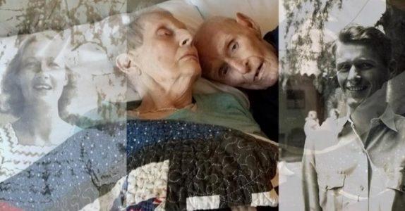 Etter 70 års ekteskap ligger kona for døden. Da oppfyller sykepleierne deres siste ønske!