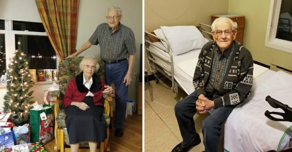 Paret har vært gift i over 70 år. Nå rives de fra hverandre av myndighetene!
