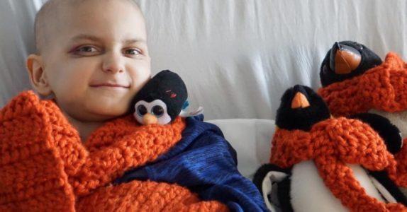 Den syke gutten har ett siste ønske. Da sørger moren for at DETTE skjer!