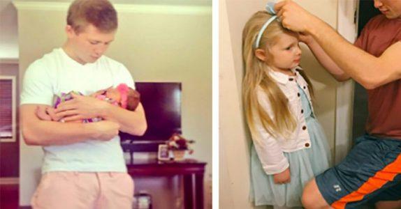 Den gravide tenåringen spør kjæresten om han har tenkt å dumpe henne. Svaret hans får henne til å gråte!