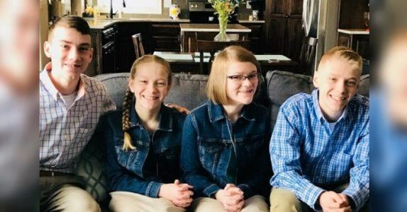 4 søsken ble mishandlet av foreldrene hver dag. Helt til de ble reddet av to uventede engler!