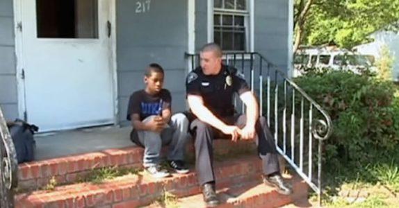 13-åringen vil rømme og ringer 112. Når politiet ankommer avsløres den hjerteskjærende sannheten!