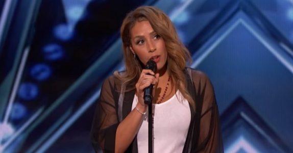39-åringen har drømt om å bli sanger hele livet. Så får hun endelig sjansen til å vise hva hun kan!