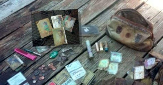 Kvinnen ble frastjålet håndvesken. 25 år senere finner to fiskere noe UTROLIG på havets bunn!