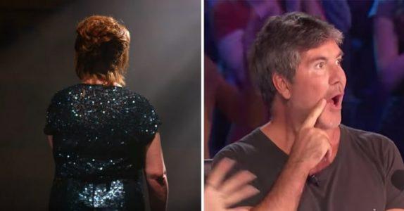 Susan Boyle gjør seg klar til comebacket sitt. Men SE når hun snur seg og sjokkerer juryen!
